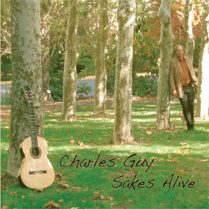 Charles Guy with Guitar